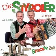 Die Styroler: 10 Jahre Styroler Zeit, CD