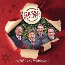 Das Gasslquartett: Advent und Weihnacht, CD