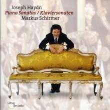 Joseph Haydn (1732-1809): Klaviersonaten H16 Nr.34,37,50,52, CD