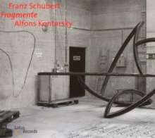 Franz Schubert (1797-1828): Klaviersonaten D.571 & 840, CD