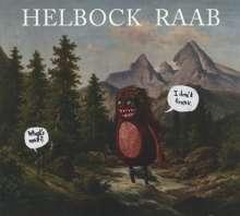 David Helbock & Lorenz Raab: What's Next? I Don't Know!, CD