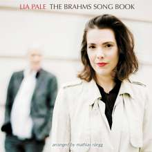 Lia Pale: The Brahms Songbook, CD