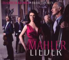 Gustav Mahler (1860-1911): Lieder, CD