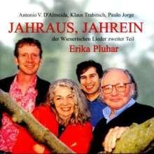 Erika Pluhar: Wiener Lieder (Teil 2) - Jahraus, Jahrein, CD