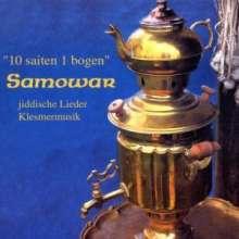 10 Saiten 1 Bogen: Samowar, CD