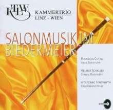Kammertrio Linz-Wien - Salonmusik im Biedermeier, CD