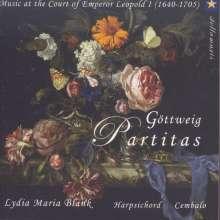 Lydia Maria Blank - Göttweig Partitas, CD