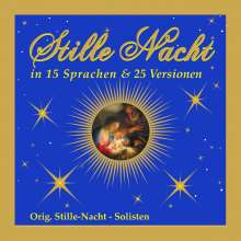 Stille Nacht in 15 Sprachen, CD