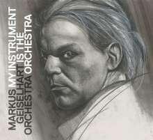 Markus Geiselhart (geb. 1977): My Instrument Is The Orchestra, CD