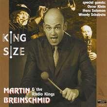 Martin Breinschmid: King Size, CD