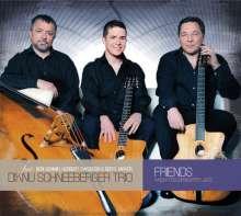 Diknu Schneeberger (geb. 1990): Friends - A New Colour In Gypsy Jazz, CD