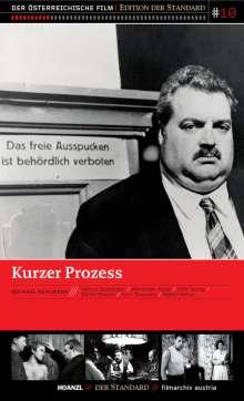 Kurzer Prozess, DVD