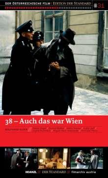38 - Auch das war Wien / Edition Der Standard, DVD