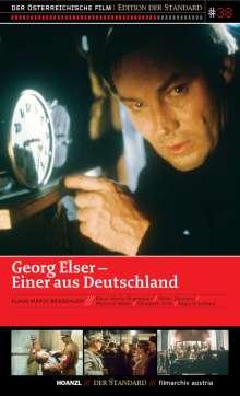Georg Elser - Einer aus Deutschland, DVD