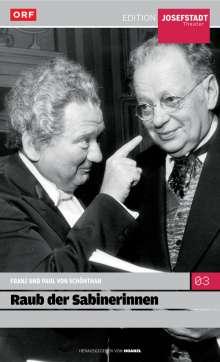 Raub der Sabinerinnen / Edition Josefstadt, DVD