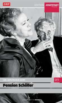 Pension Schöller / Edition Josefstadt, DVD
