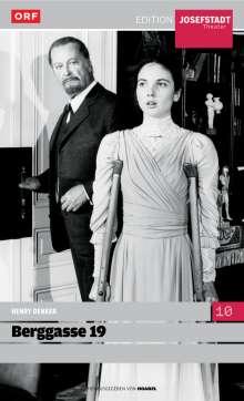Berggasse 19 / Edition Josefstadt, DVD