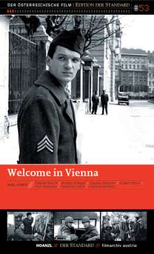 Welcome to Vienna / Edition der Standard, DVD