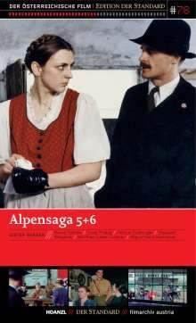 Alpensaga 5+6, DVD