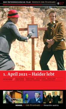 1. April 2021 - Haider lebt, DVD