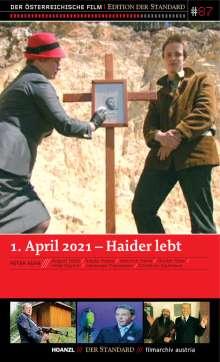 1. April 2021 - Haider lebt, DVD