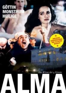 Alma, 2 DVDs
