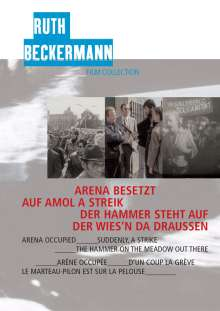 Ruth Beckermann Film Collection, DVD