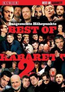Best of Kabarett 2 - Ausgesuchte Höhepunkte, DVD