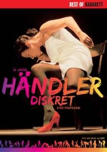 Andrea Händler - Diskret/Eine Peepshow, DVD