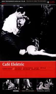 Cafe Elektric (Edition Der Standard), DVD