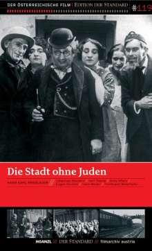 Die Stadt ohne Juden, DVD