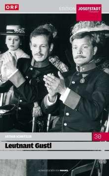 Leutnant Gustl, DVD