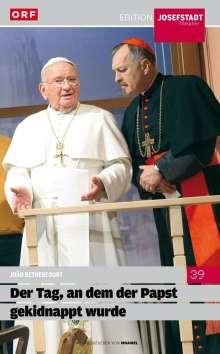 Der Tag, an dem der Papst gekidnappt wurde (Joao Bethencourt), DVD