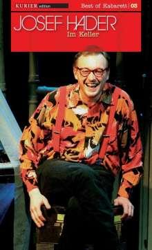 Josef Hader - Im Keller, DVD