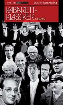 Kabarett-Klassiker ab 1930, DVD