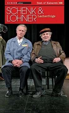 Schenk & Lohner - Lacherfolge, DVD