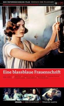 Eine blassblaue Frauenschrift, DVD