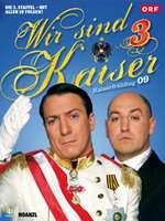 Wir sind Kaiser - Staffel 3  [3 DVDs], 3 DVDs