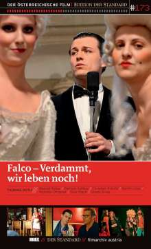 Falco - Verdammt, wir leben noch! - Edition der Standart, DVD