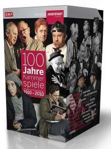 100 Jahre Kammerspiele 1910-2010, 11 DVDs
