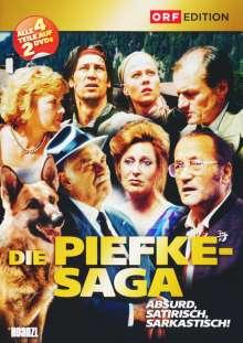 Die Piefke-Saga (Komplette Serie), 2 DVDs