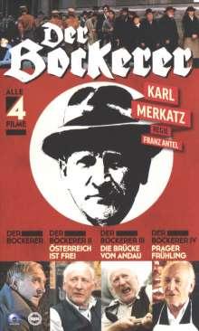 Der Bockerer Teil 1-4, 2 DVDs
