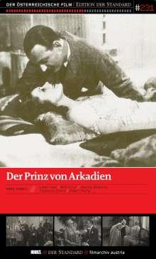 Der Prinz von Arkadien, DVD