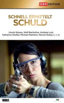 Schnell ermittelt: Schuld, DVD