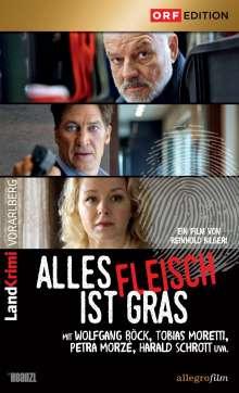 Alles Fleisch ist Gras, DVD