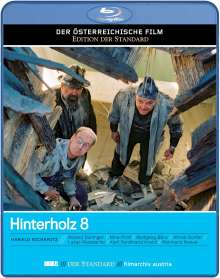 Hinterholz 8 (Blu-ray), Blu-ray Disc