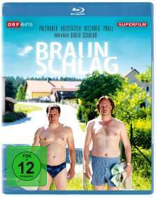 Braunschlag (Komplette Serie) (Blu-ray), 2 Blu-ray Discs
