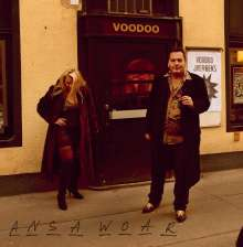 Voodoo Jürgens: Ansa Woar, LP