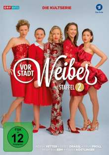 Vorstadtweiber Staffel 2, 3 DVDs