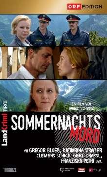 Sommernachtsmord, DVD